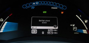 What you don't want to see on your EV dashboard