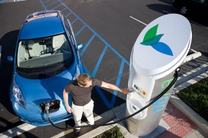 electric-vehicle-charging-station-houston-engadget