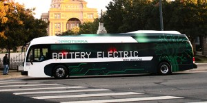 Proterra's electric bus is already on the road; Tesla's will soon follow