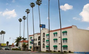 This hotel is likely to be the densest housing built on Santa Monica Boulevard for the foreseeable future