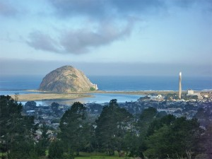 Morro Rock: California's Gibraltar